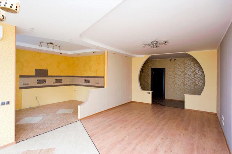 Ремонт новой квартиры под ключ с нуля