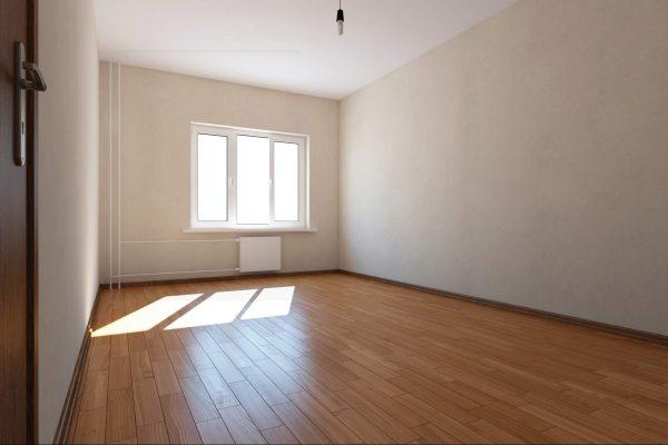 Бюджетный ремонт трехкомнатной квартиры