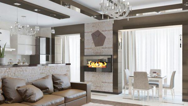 Дизайн интерьера квартир и ремонт