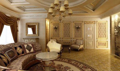 Элитный ремонт квартир под ключ в Москве с дизайном