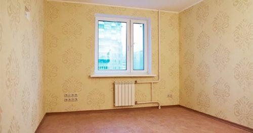 Косметический ремонт трехкомнатных квартир