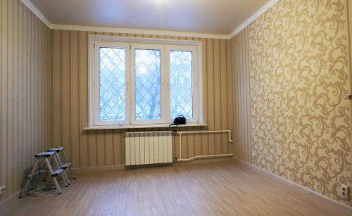 Сделать косметический ремонт трехкомнатных квартир