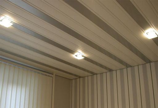 Отделка потолка в квартире - варианты