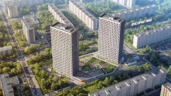 Ремонт квартир в ЖК Просторная 7